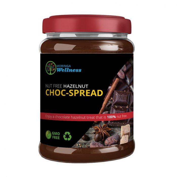 Nut Free Hazelnut Chocolate Spread