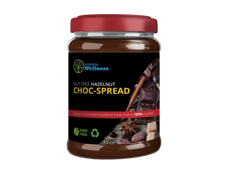 Nut Free Hazelnut Chocolate Spread